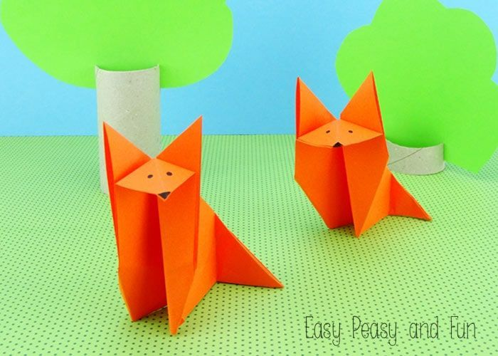 20 Cute And Easy Origami For Kids Easy Origami For Kids
