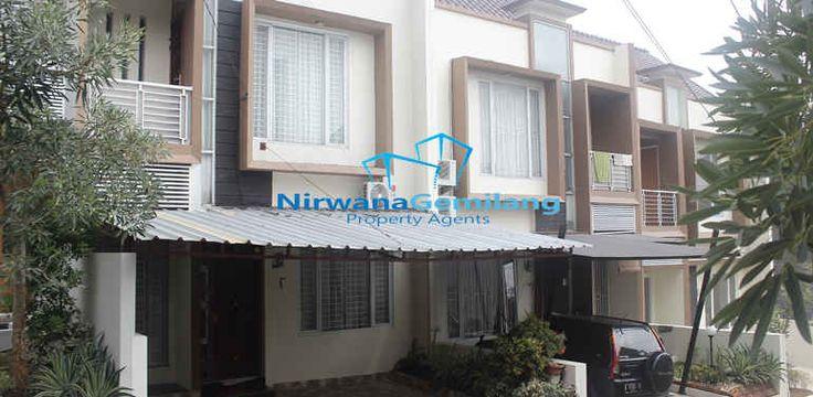Jual rumah di trevista bintaro ciputat » Nirwana Gemilang ...
