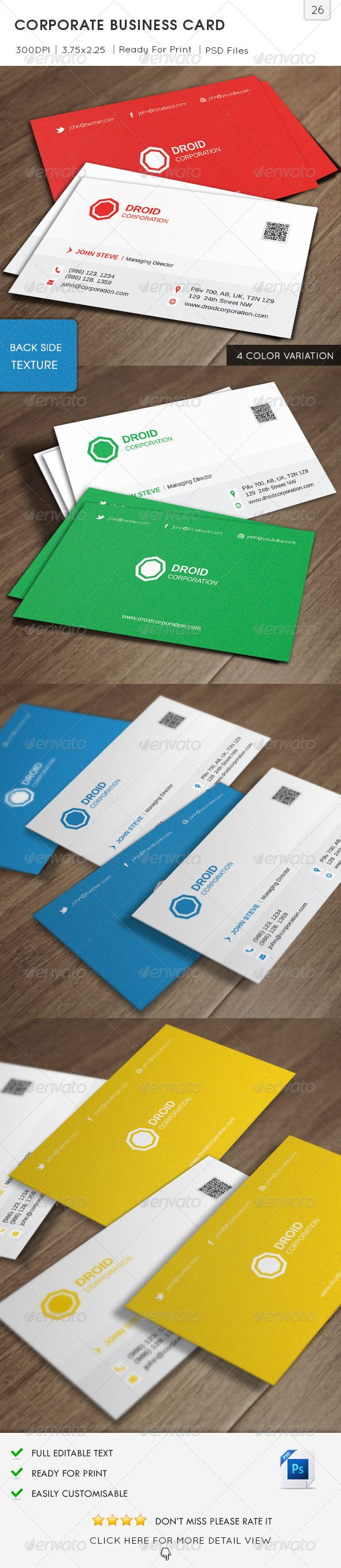 125 best referrals agricultural business cards images on pinterest corporate business card v26 reheart Choice Image