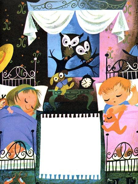 The wonderfully whimsical Mary Blair