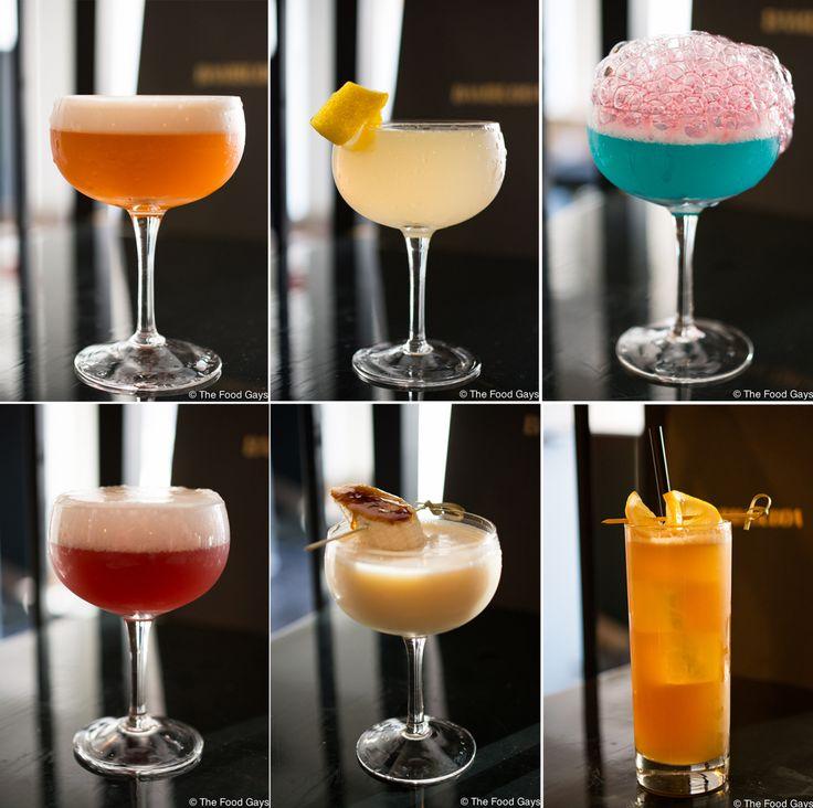Bambudda Cocktails