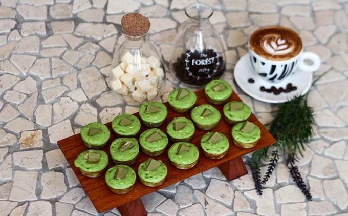 Kafe Stickee, hadirkan suasana Bandung di Bali