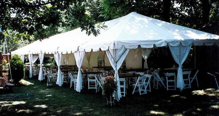 Where To Rent A Tent For A Party Near Me