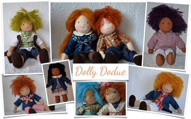 Voici mon blog de poupées Waldorf !   http://dollydodue.canalblog.com