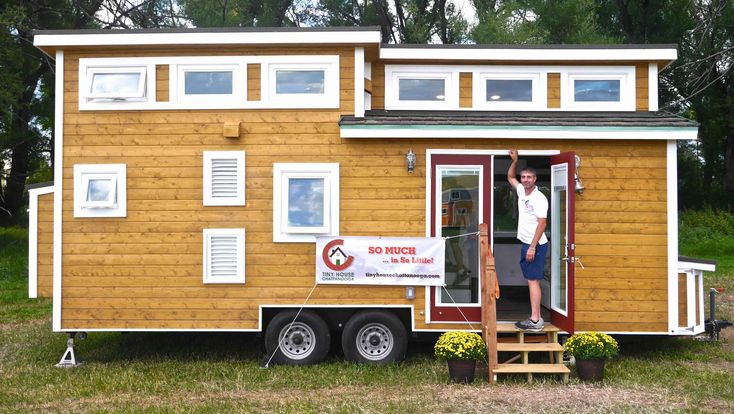 Tiny Luxury House All Off Grid Tiny House Chattanooga Tiny House Plans Pinterest