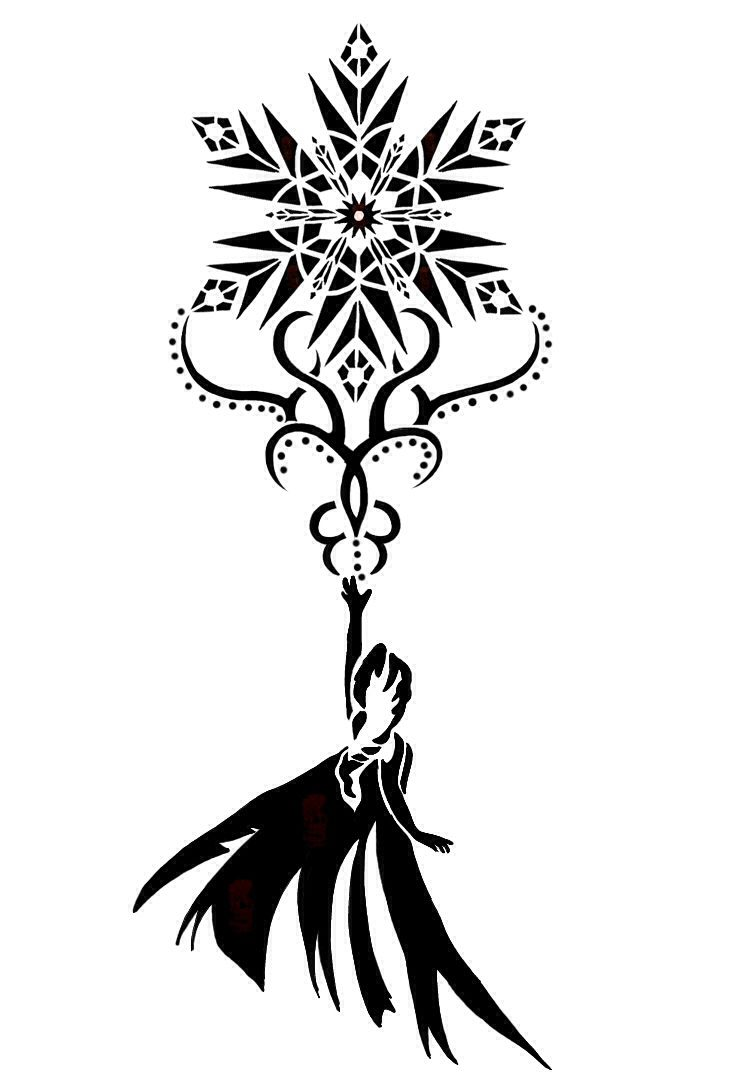 tattoo i plan on getting on my thigh.                                                                                                                                                      More