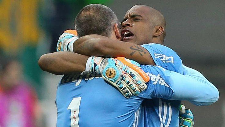 Jaílson assumiu a titularidade depois da lesão de Fernando Prass e, até o tíulo, não perdeu um jogo de Campeonato Brasileiro