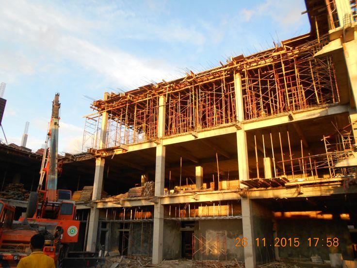 Proyek PJT M. Djamil Padang  #NK
