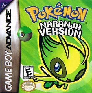 Play Pokemon Naranja Nintendo Game Boy Advance online
