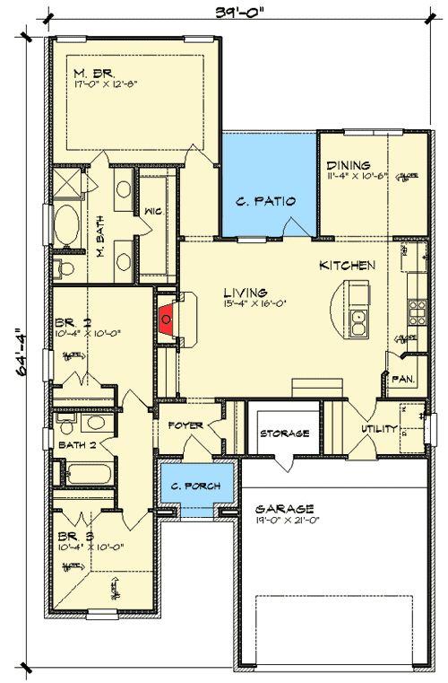 4459 Migliori Immagini House Plans Su Pinterest