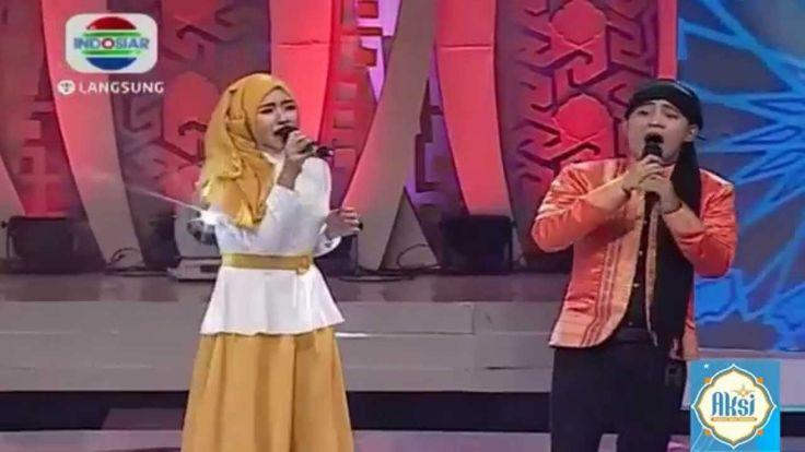 "Risma feat Jamil "" Kota Santri "" @ Akademi Sahur Indonesia ( AKSI Indosi..."