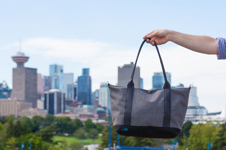 Cityscapes paired with our Sazerac Tote. #VesperFaering #startup #Vancouver #Canada #travelaccessories #travel #style #fashion #accessories #traveltips #travelhacks #organization #personalization #gift #gifts #customization