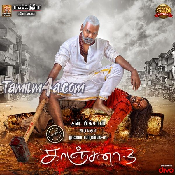 Kanchana 3 Muni 4 2019 Mp3 320kbps Tamil Itunes M4a Mp3 320