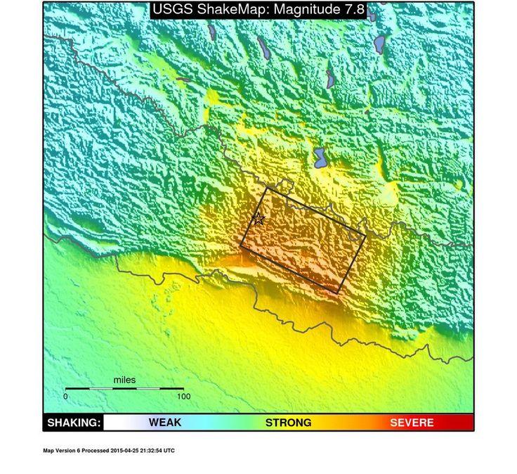 un séisme de 7.8 en Lamjung Nepal (Carte sismique) Le Nepal     Lamjung   a connu un séisme  le  25 avril 2015 à  06:11:26 UTC,  d'une magnitude de 7.8 après que l' USGS a corrigé cette magnitude déclaré pas les services géologiques de Nepal,     #News #WorldNews #Nepal #Earthquake #NepalEarthquake #Kathmandu #PrayForNepal #HelpNepal #Everest #Magnitude #Disaster #MountEverest #EarthquakeInNepal #Avalanche #Tsunami #Google #EverestBaseCamp #India #Facebook #Pokhara