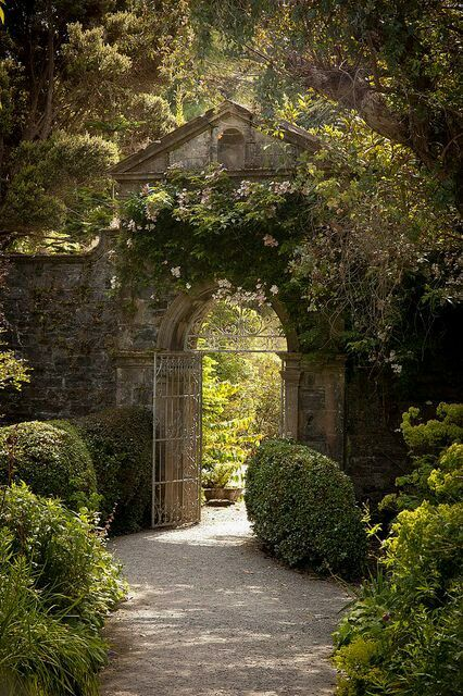 1432 Best Garden Gates Fences And Arches Images On Pinterest