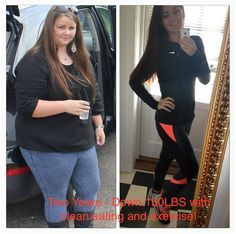 these transformations are incredible! i can totally start on this path this summer!