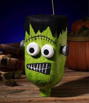 halloween inspiration | ... italiani halloween un collage a forma di zucca halloween inspirations