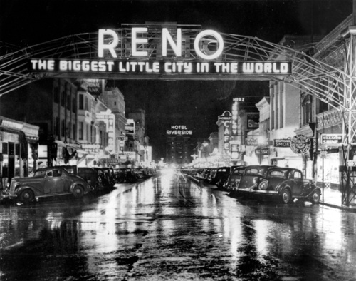 Casino history reno