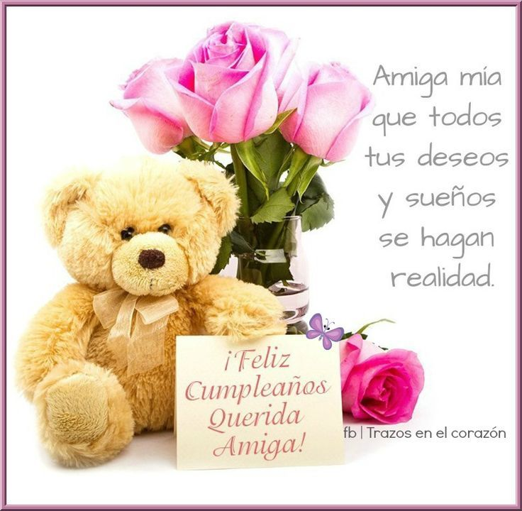 874 best Feliz Cumpleaños images on Pinterest Happy brithday, Happy b day and Happy birthday