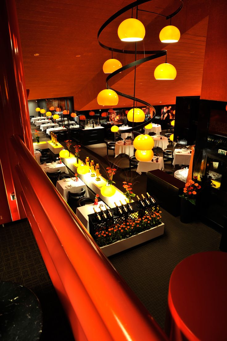 Munich_dining_room_from_lounge.jpg 960×1443 pixels Tantris restaurant, Munich