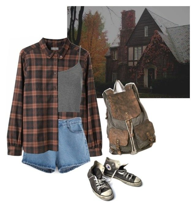 """oct"" by junk-food ❤ liked on Polyvore featuring Topshop, Converse, Free People, women's clothing, women's fashion, women, female, woman, misses and juniors"