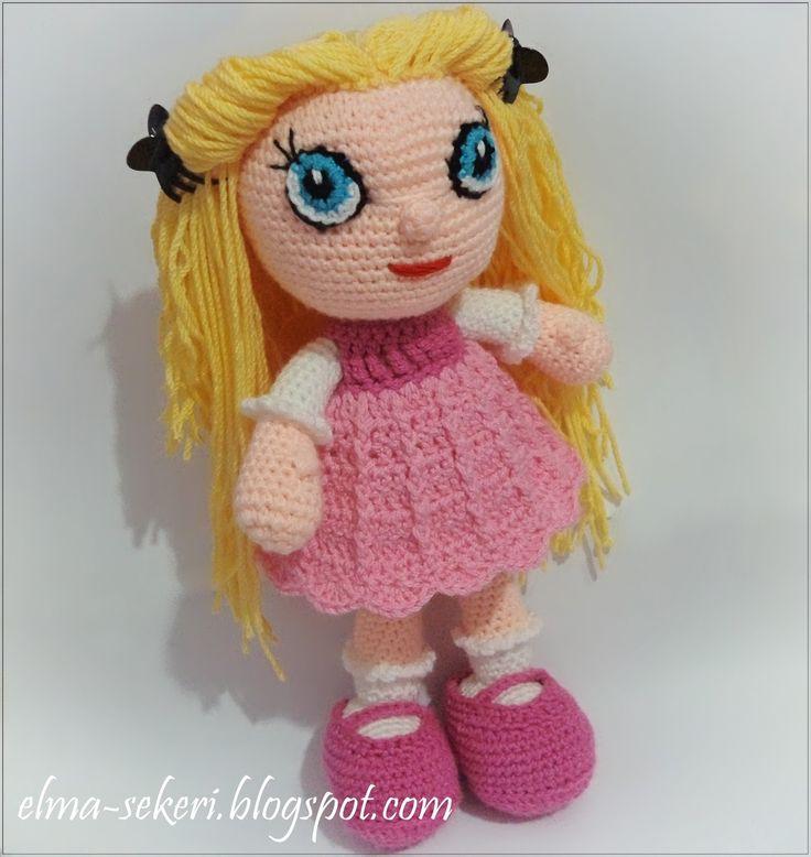 amigurumi bebek / doll
