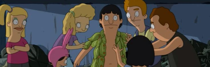 1000 images about Bobs Burgers on Pinterest Seasons  : b32e15e96f4e8aaef089195538096897 from www.pinterest.com size 736 x 234 jpeg 23kB