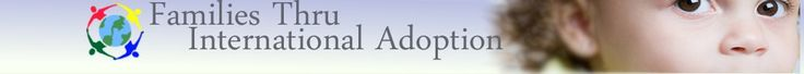 Familiest Thru International Adoption