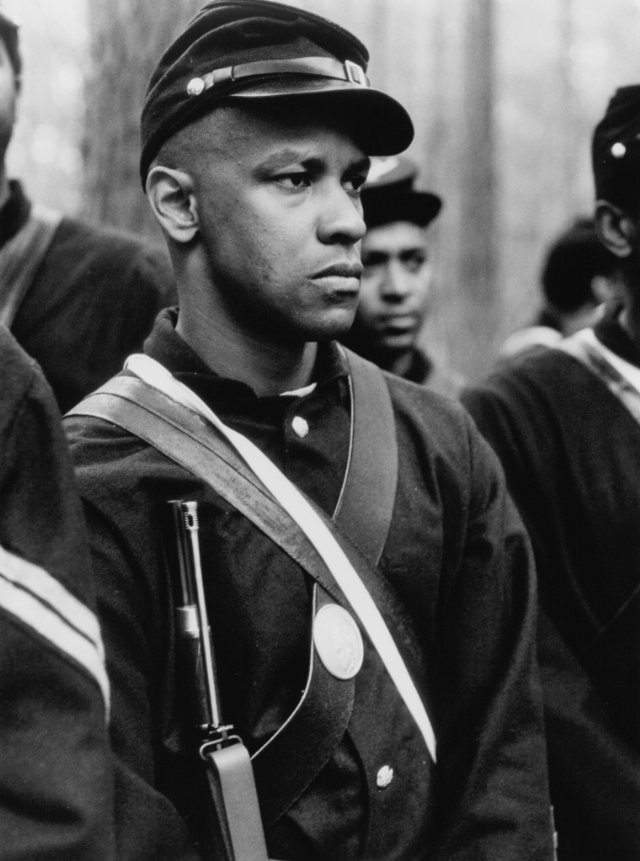 "62nd Academy Awards Best Supporting Actor (1990): Denzel Washington - ""Glory"""