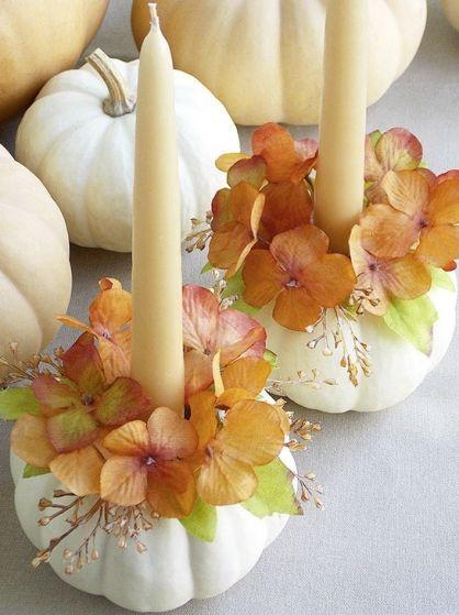 Pinterest's Best DIY Thanksgiving Decor Ideas
