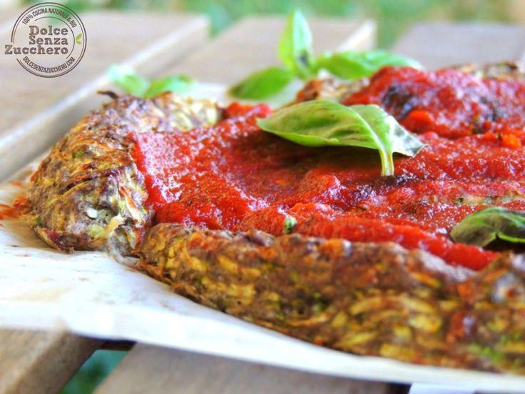Pizza con le zucchine (5)