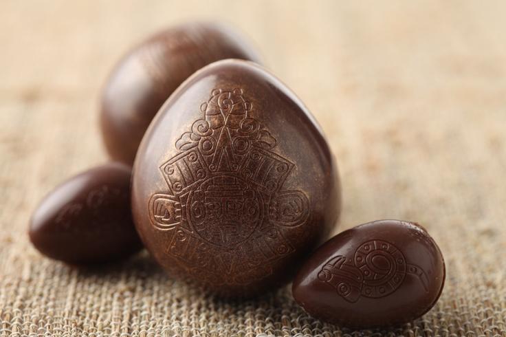 """Nuestro recomendado para hoy NUEVOS """"HUEVOS DE CHOCOLATE MAYAS"""" ... Espectaculares"""