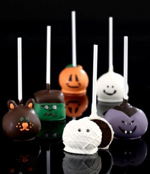 halloween cake pops: Desserts, Halloween Parties, Halloween Cake Pops, Halloween Cakes Pop, Halloween Fun, Brownies Pop, Halloween Cake Pops, Halloween Pop, Cakes Ball