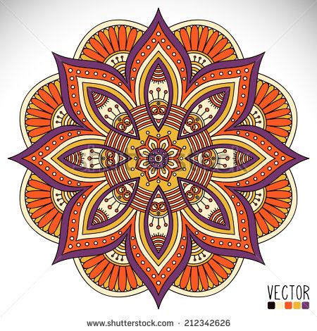 Mandalas Stock Photos, Images, & Pictures | Shutterstock