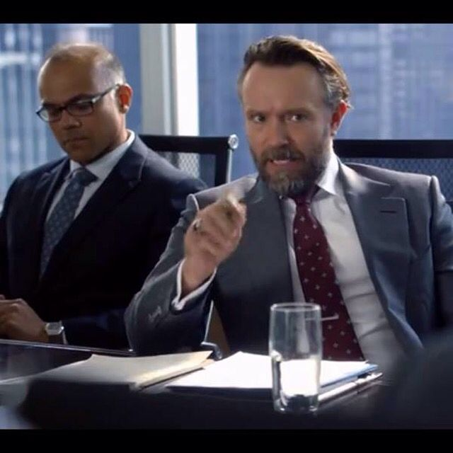 Me on #Suits Season 5 in the boardroom for a senior partners meeting
