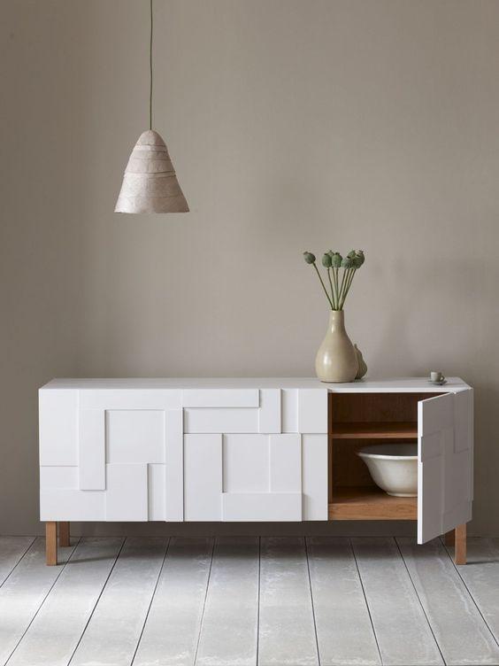 Sideboard modernes design  Die 25+ besten Sideboard modern Ideen auf Pinterest | Ikea ...