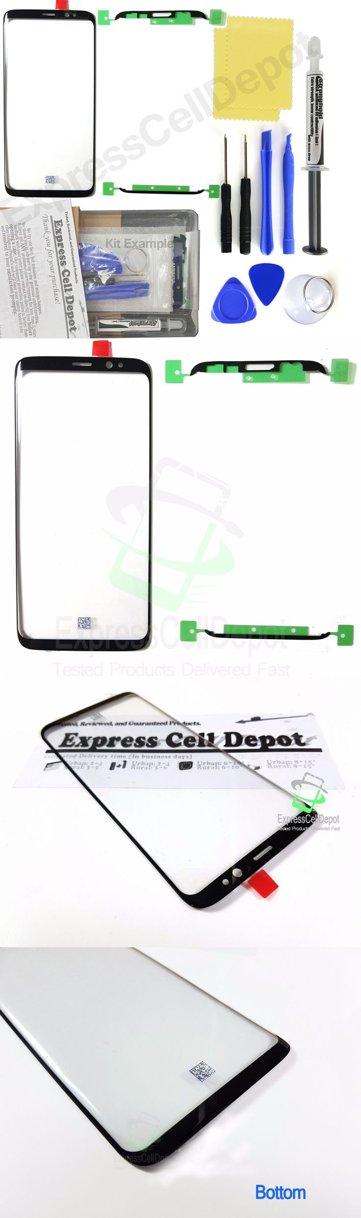 general for sale: Samsung Galaxy S8 S8 Plus Front Glass Lens Screen Replacement Loca Glue Tool -> BUY IT NOW ONLY: $31.15 on eBay!