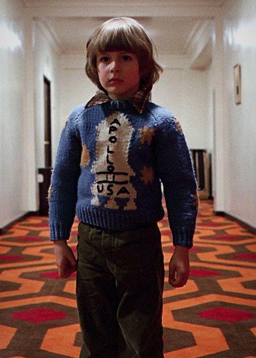 Danny Lloyd as Danny Torrance  http://horrorpedia.com/2013/02/16/the-shining-film/