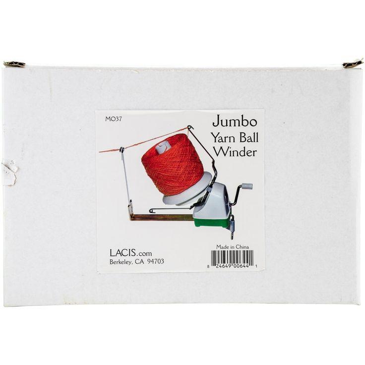 Lacis Jumbo Yarn Ball Winder-
