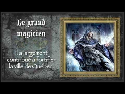 ▶ Contes et légendes du Québec - YouTube