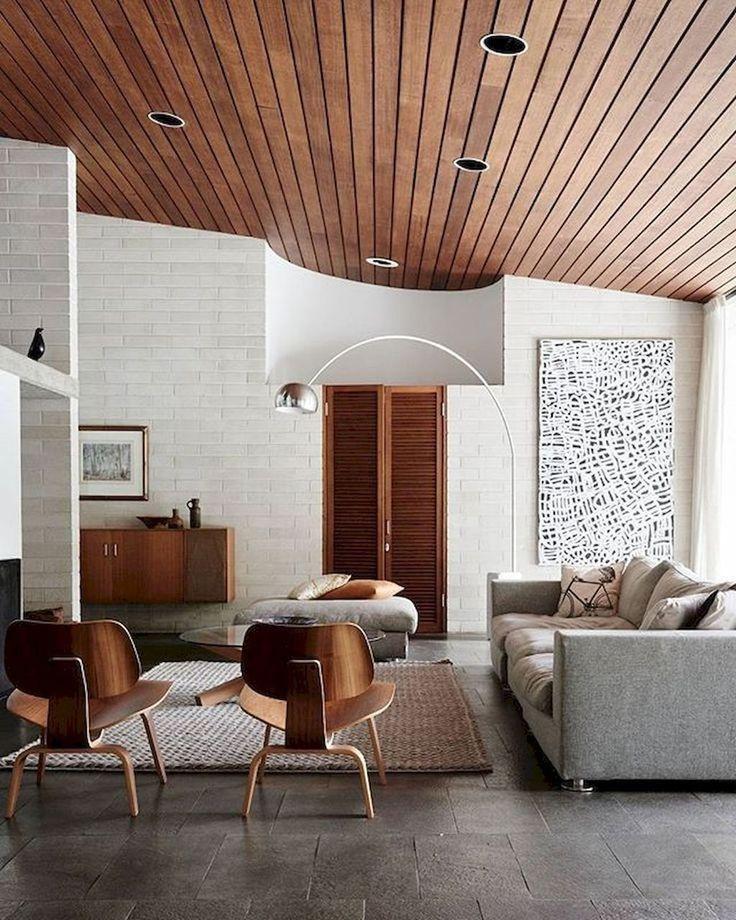 30+ Classy Mid Century Living Room Design Ideas