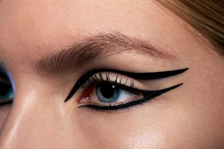 #graphiceyeliner #mac #eyeliner  #beauty #makeup #makeupideas #piiahiltunenmakeup