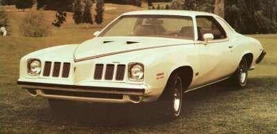 1973 Pontiac Grand Am Engineering - HowStuffWorks