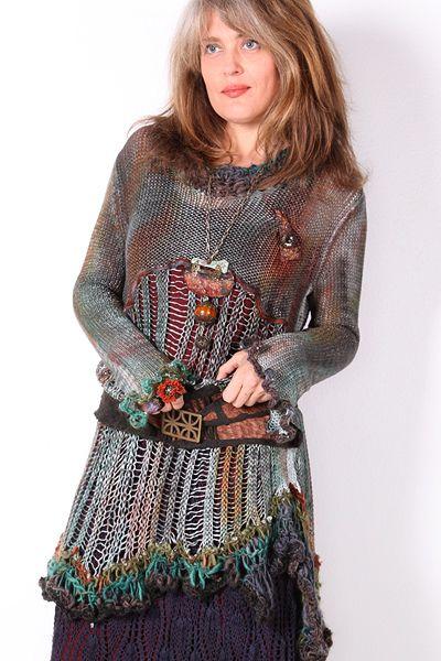 Aproximat by Tatiana Palnitska - Art to Wear Originals - accents