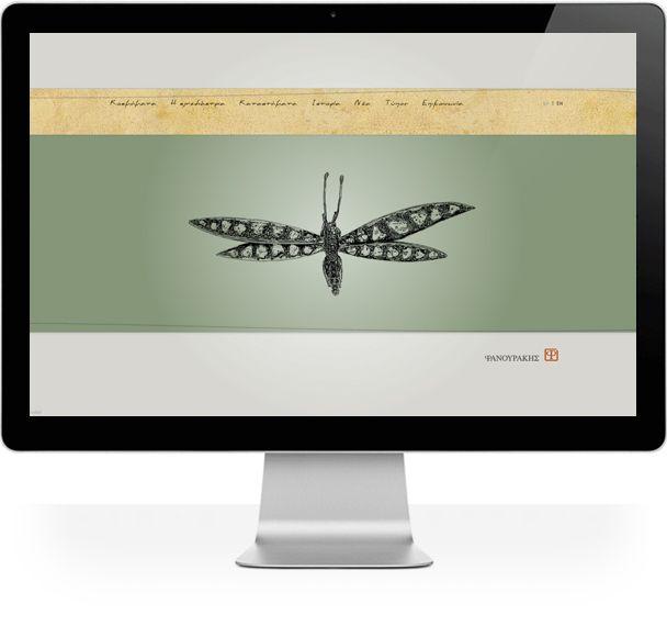 Fanourakis Jewellery | Radial