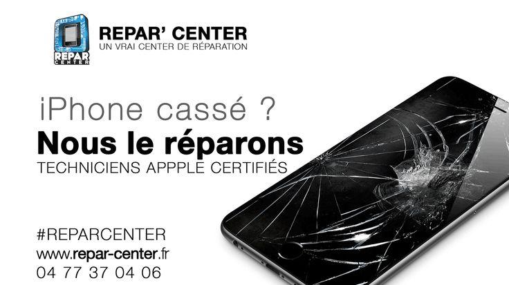Chez nous la réparation de votre iPhone se fait dans l'heure