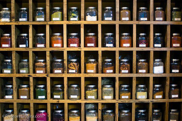 Spice rack