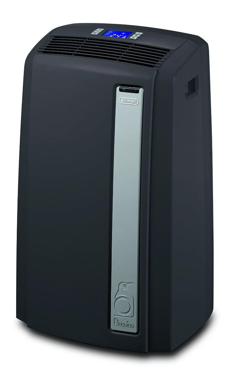 refurbished delonghi pinguino 4in1 btu portable air conditioner