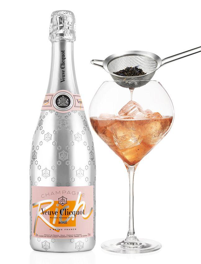 Veuve Clicquot Collection Rich : Exprimez votre goût !
