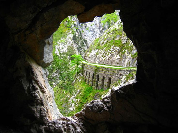 Love Hiking - Cares gorge trail in Spain